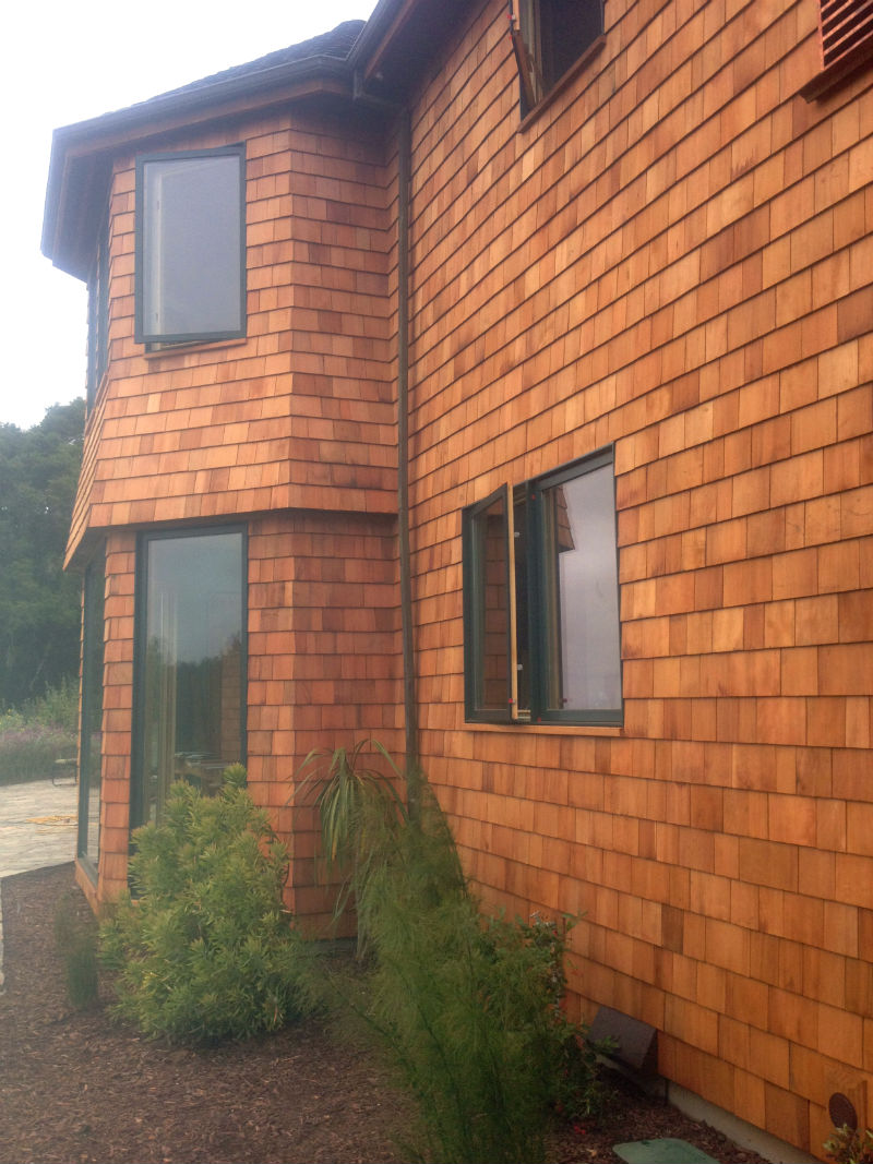 Products archives premium redwood shingles shakes for Shingle sided homes