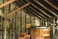Historic building Redwood 5x shingles