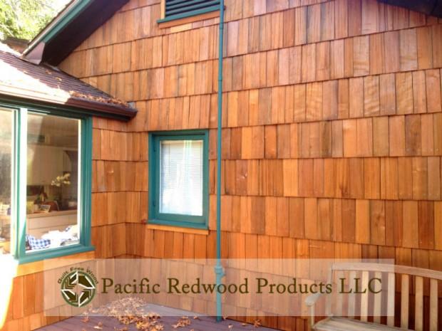 Redwood Shakes