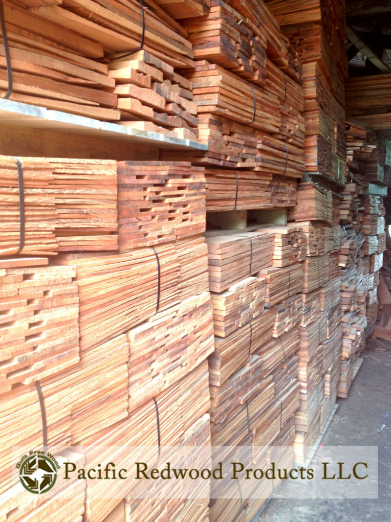 Redwood Shingles Premium Eco Salvaged Fine Wood Products