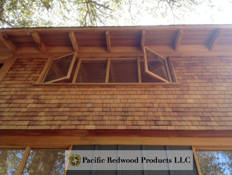 Pacififc Redwood Products-Mountain Home side angle wwm