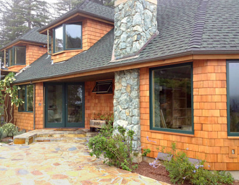 Redwood Shingles